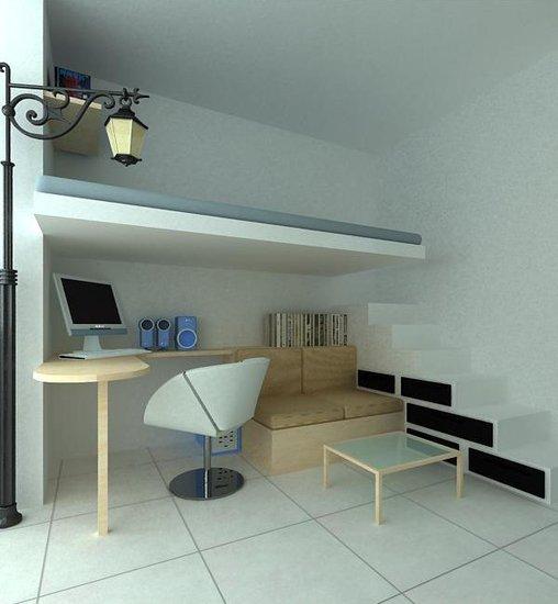 如何让小房子装修出大房子的效果